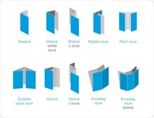 Folders-(gevouwen)